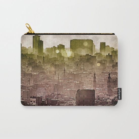 Sunset over Cairo II Carry-All Pouch