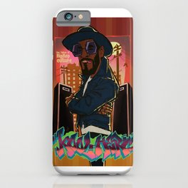 Kool Hercules iPhone Case