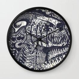 ' ChompZ ' By: Matthew Crispell Wall Clock