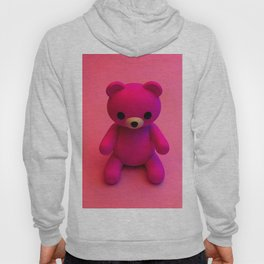 Pink Little Bear Hoody