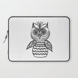 A Single Owl (1) Laptop Sleeve