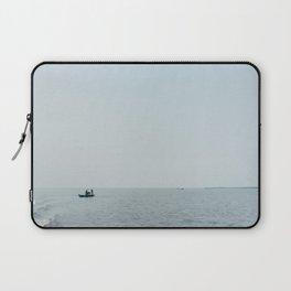 Cambodian Lake Laptop Sleeve