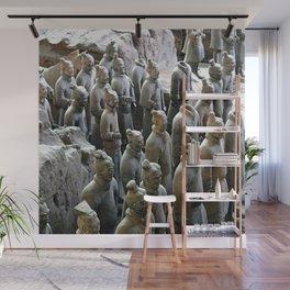 Terra Cotta Warriors  Wall Mural