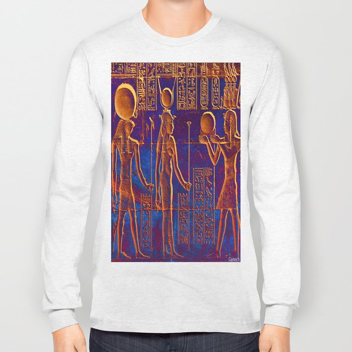 Hieroglyph Long Sleeve T-shirt