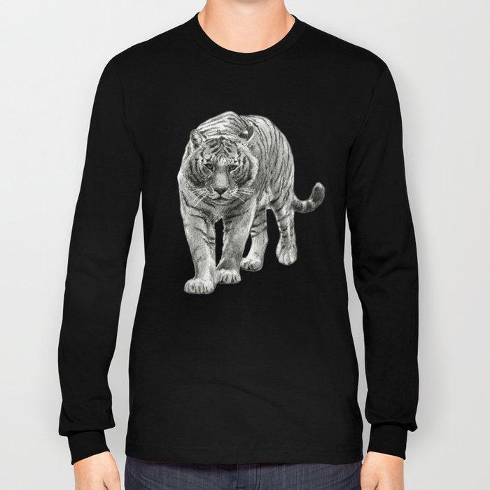 Walking Tigress SK088 Long Sleeve T-shirt