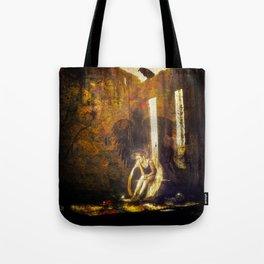 Inner Turmoil Tote Bag