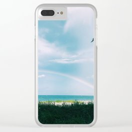 Siesta Key Beach Clear iPhone Case