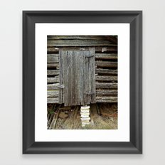 BACK HILLS OF TENNESSEE Framed Art Print