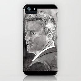 Rupert Graves as Inspector Lestrade iPhone Case