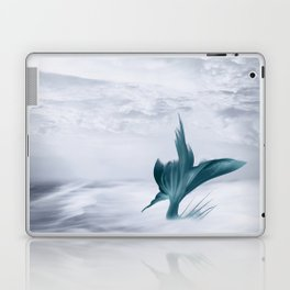 Mermaid Fish Tail, Fantasy Ocean Sea Green Laptop & iPad Skin