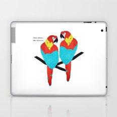 Cuban Macaw. Laptop & iPad Skin