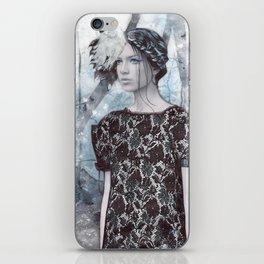 Couture Collection: Isabel iPhone Skin