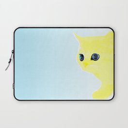 Very Cute Cat Laptop Sleeve
