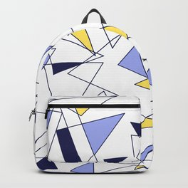 Triangle Forest Backpack