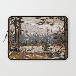 Tom Thomson - Woodland Interior, Algonquin Park Laptop Sleeve