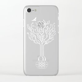Spirit of the Commander Clear iPhone Case