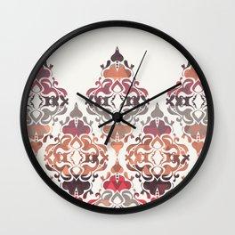 Tried Angles Wall Clock