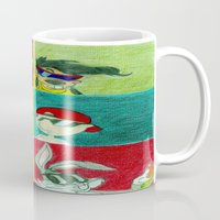 90s Mugs featuring 90s Cool Kids by Artistic