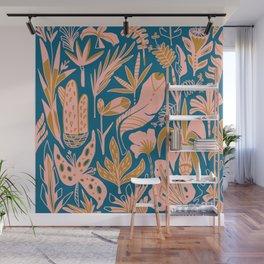 Palma & Cacti Wall Mural