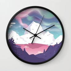 See Scandinavia Wall Clock