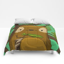 Sally the Sloth Comforters