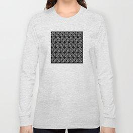 Circle design number 9 Long Sleeve T-shirt