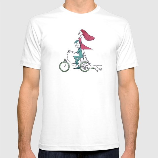 Faster than the wind T-shirt
