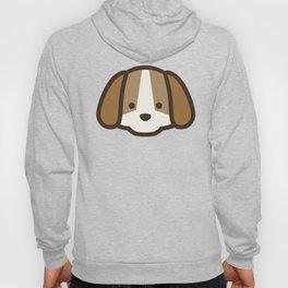 Puppy Dog Emoji Hoody