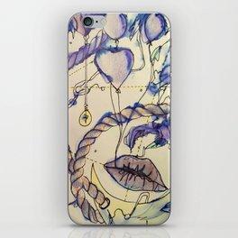 Dream:land iPhone Skin