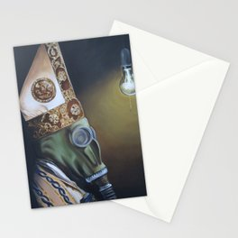 FALL  OUT  POPE Stationery Cards