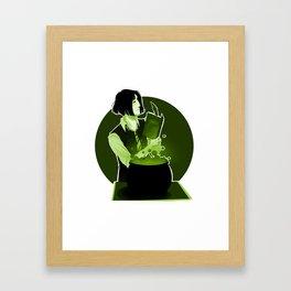 Half Blood Prince Framed Art Print