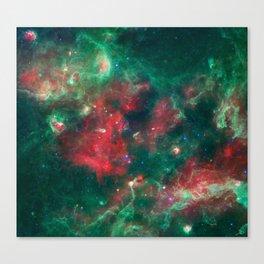 Stars Brewing in Cygnus X Canvas Print