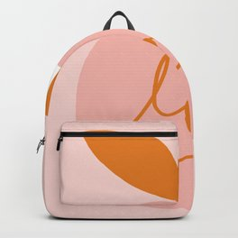 Abstraction_LOVE_BITE Backpack