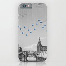 La lluvia en Bilbao es una pura maravilla iPhone 6 Slim Case