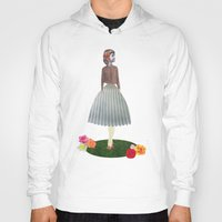 oz Hoodies featuring Wizard of OZ twist  by Lydia Coventry