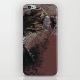 Deaner in the Fog iPhone Skin