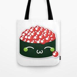 Happy Sushi Tote Bag