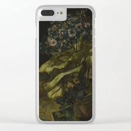 Cineraria Clear iPhone Case