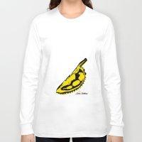 velvet underground Long Sleeve T-shirts featuring Durian Underground by ariefarfarf
