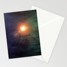 The Great Pyramids  Stationery Cards