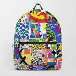 Henri Matisse Montage Backpack