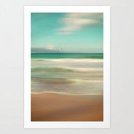 OCEAN DREAM IV-A Art Print
