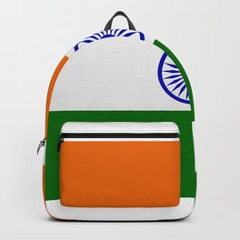 india flag Backpack