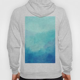 Abstract sea Hoody