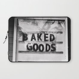 Baked Goods Laptop Sleeve