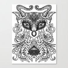 Demiurge Canvas Print