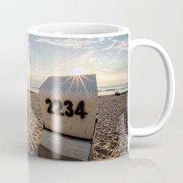 Beach Chair #2 Coffee Mug