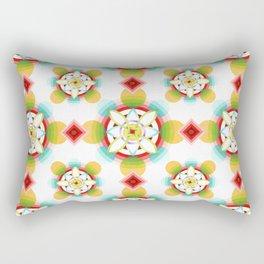 Atomic Ornament Rectangular Pillow