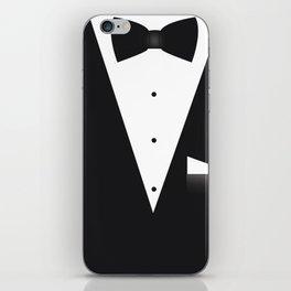 Bow Tie Suit iPhone Skin