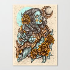 Harpie Canvas Print
